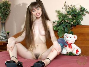 hairy teen girls