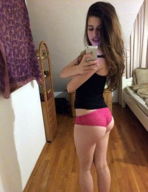 amateur teen nude selfies